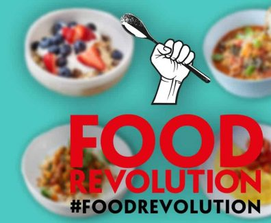 Jamie Oliver 10 Food Revolution