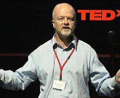 THE INTERNET OF THINGS   DR. JOHN BARRETT AT TEDXCIT