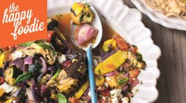 CHOPPED CHARRED VEG SALAD | JAMIE OLIVER