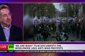 WE ARE MANY – BIGGEST CIVIL CAMPAIGN | RT UK