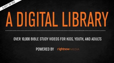 RightNow Media digital library
