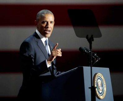 President Barack Obama In His Own Words   History – EnFellowship Magazine